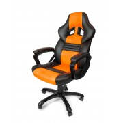 Silla Arozzi Gaming Monza - Naranja