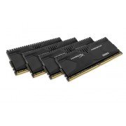 Kingston HyperX DDR4 16GB (4x4GB) 2400MHz
