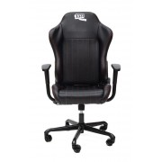 Silla 1337 Industries GC747 - Negra