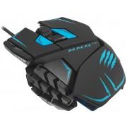 Ratón Mad Catz R.A.T. MMO TE - 8200 DPI - Negro