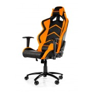 Silla AKRACING Player AK-6014 Negra/Naranja