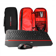 Pack Teclado Mars Gaming MCP2 + Regalo bolsa MB1