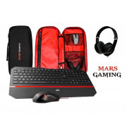 Pack Mars Gaming MCP2 + MMHA1 + Regalo bolsa MB1