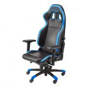 Silla Sparco Gaming Grip - Negra Azul