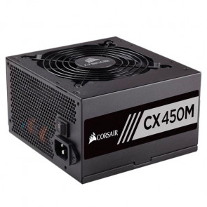 Fuente Corsair CX Series CX450M — 450W