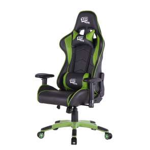 Silla 1337 Industries GC767/BG - Verde