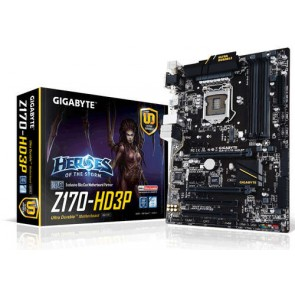 Placa Base Gigabyte GA-Z170-HD3P
