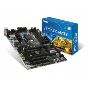 Placa Base MSI Z170A PC Mate