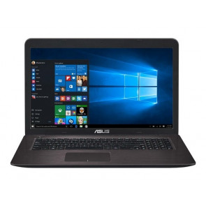 Portátil Asus X756UJ-TY035T i7-6500U 8GB 1TB GF920 17.3 - W10 Marrón