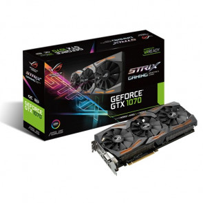 Asus ROG Strix Geforce GTX 1070 Gaming OC 8GB GDDR5