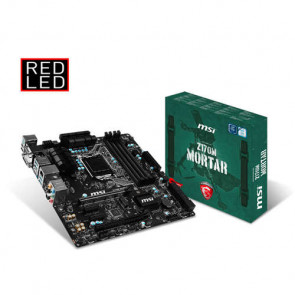 Placa Base MSI Z170M Mortar