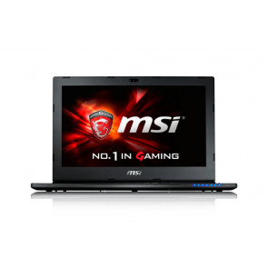 """MSI Gaming GS60 6QD(Ghost)-618XES 2.6GHz I7-6700HQ 15.6"""" 1920 x 1080Pixeles Negro"""