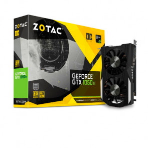 Zotac GeForce GTX 1050Ti OC 4GB
