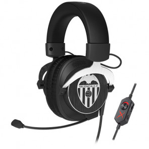 Auriculares + Mic Creative Labs Gaming SoundBlaster X H5 FC Valencia Edition