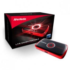 Capturadora AverMedia Live Gamer Portable