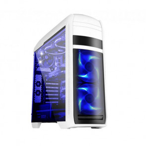 Caja CoolBox DeepGaming Blanca - DG-C9K-WH-0
