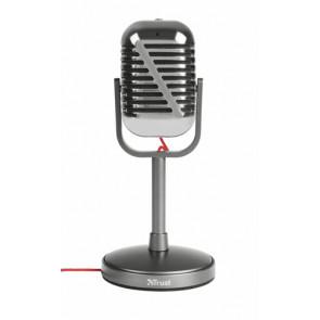 Micrófono Trust Elvii Vintage
