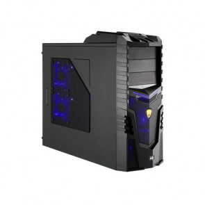 Caja Aerocool X-Warrior Black