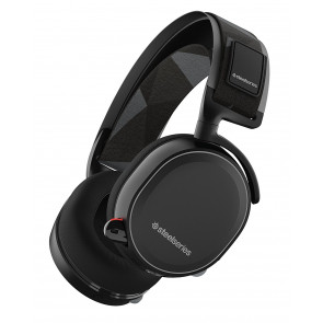 Auriculares SteelSeries - Arctis 7 - Wireless - Negro - PC, PS4, Xbox One, Switch, VR, Android y Mac