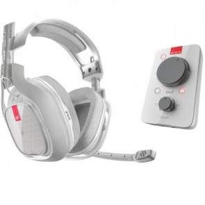 Auriculares Astro Gaming A40 TR Xbox One - Blanco