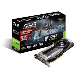 Asus GeForce GTX 1080 8GB Founders - GTX1080-8G
