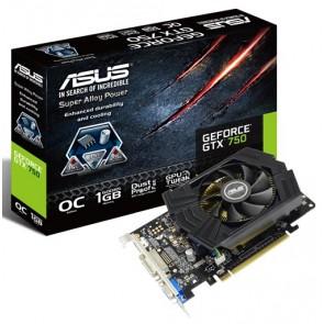 Asus GeForce GTX750 - 1GB - GDDR5
