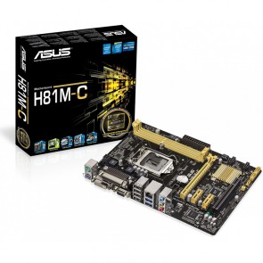 Placa Base Asus H81M-C - Socket 1150