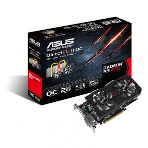 Asus R9 270 DirectCU - 2GB OC - R9270-DC2OC-2GD5