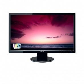 "Monitor Asus 24"" VE247T - LED - Panoramico - DVI"