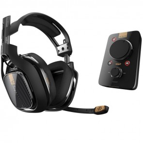 Auriculares Astro Gaming A40 + MixAmp TR - Negro