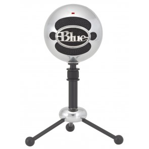 Micrófono Blue Microphones SnowBall - Brushed Al