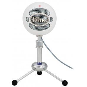 Micrófono Blue Microphones SnowBall - Blanco