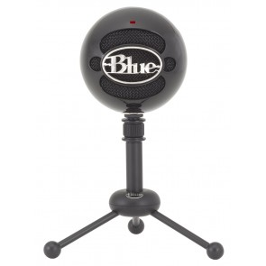 Micrófono Blue Microphones SnowBall - Negro