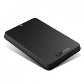 """Disco Duro Externo Toshiba 2,5"""" Basic Black - 1TB"""