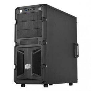 Caja Cooler Master K350 - Ventana - USB3.0 - Negra