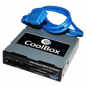 CoolBox CR-700 Lector De Tarjetas USB 3.0