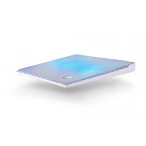 Cooler Master Notepal I300 - Led Azul - Blanco