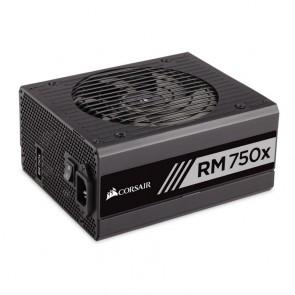 FuenteCorsairRM750x80+ Gold - Modular - 750W