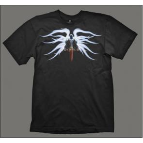 Camiseta Diablo III -Tyrael - Talla S