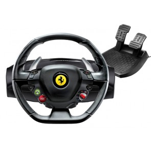 Volante ThrustMaster Ferrari 458 Italia-PC/XBox360