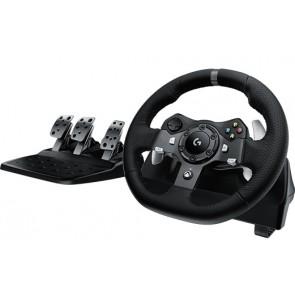 Volante Logitech G920 Racing Wheel- Xbox One/PC + Alfombrilla 1337 Viper L Gratis