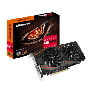 Gigabyte Radeon RX 580 Gaming - 8GB GDDR5