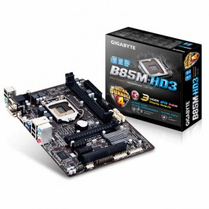 Placa Base Gigabyte B85M-HD3