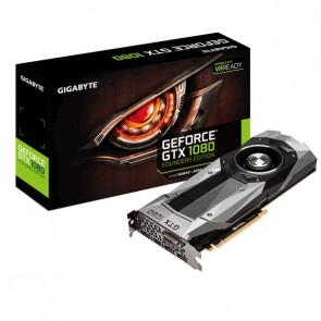 Gigabyte GeForce GTX 1080 Founder 8GB