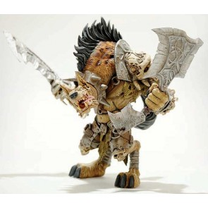 Figura Gnoll Warlord: Gangris Riverpaw - WOW- 20cm