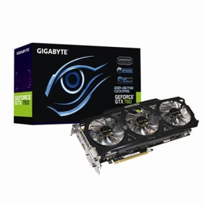 Gigabyte GeForce GTX760 OC Rev.2 - 2GB - GDDR5