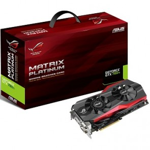 ASUS ROG MATRIX GeForce GTX 780Ti 3GB GDDR5