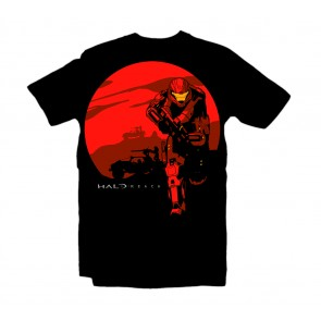 Camiseta Halo Reach Rising Sun Talla M