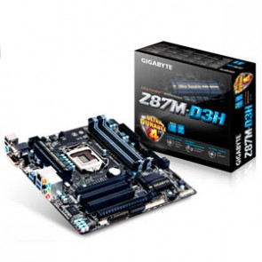 Placa Base Gigabyte Z87M-D3H