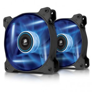 Ventilador Corsair AF120 Azul - Pack Doble - 120mm